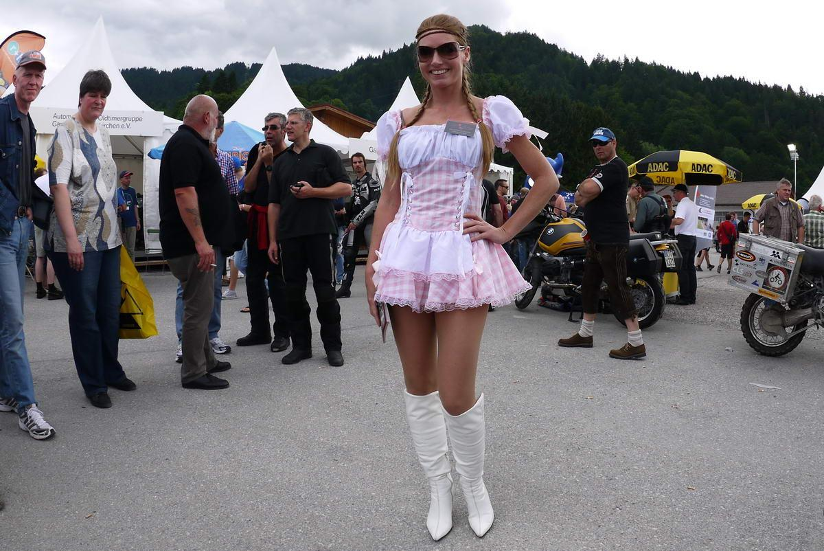 Bmw Motorrad Days 2012 Garmisch Partenkirchen