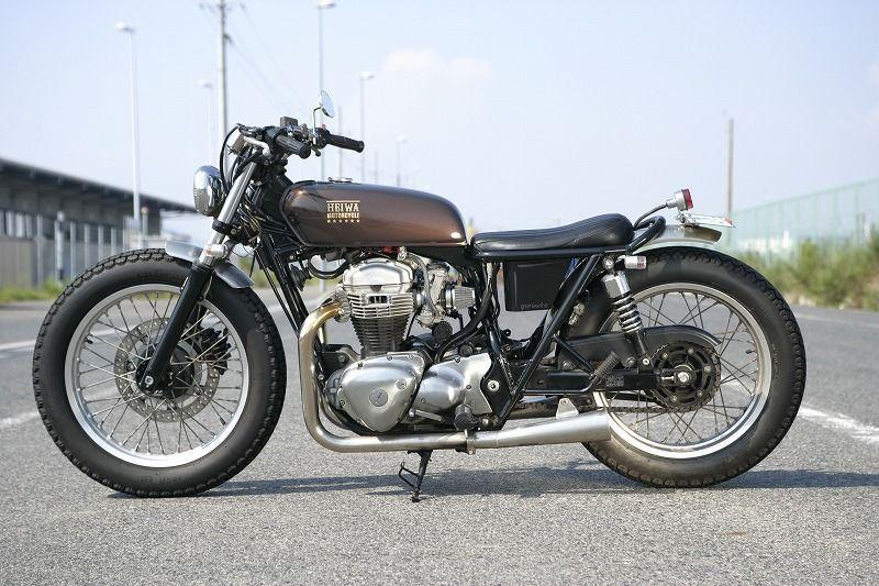Umbau Heiwa Kawasaki W650 001