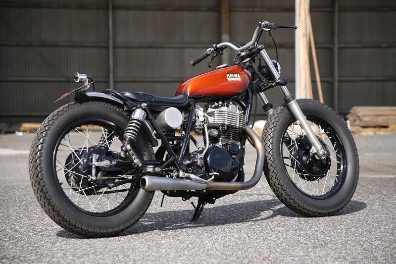 Umbau Heiwa Yamaha Sr400 002 Motorrad Fotos Amp Motorrad Bilder