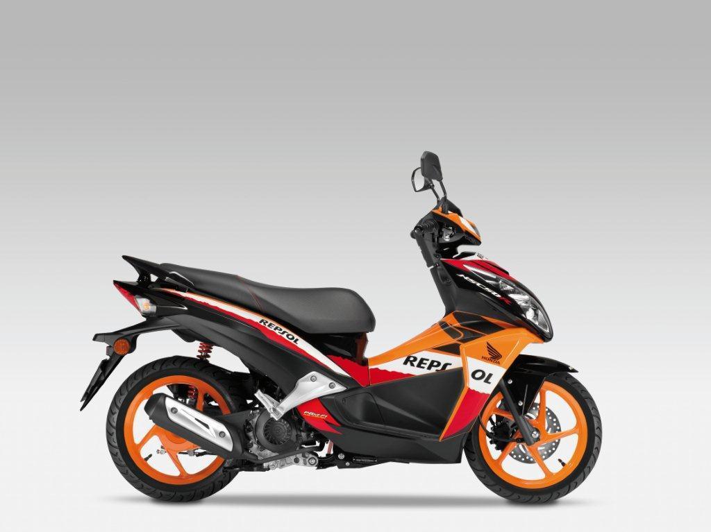 Honda Nsc50r Bilder Und Technische Daten