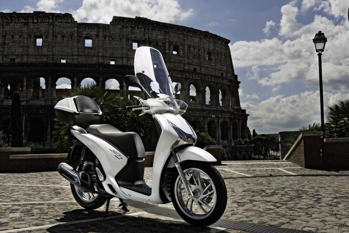 Honda Sh150i Testbericht