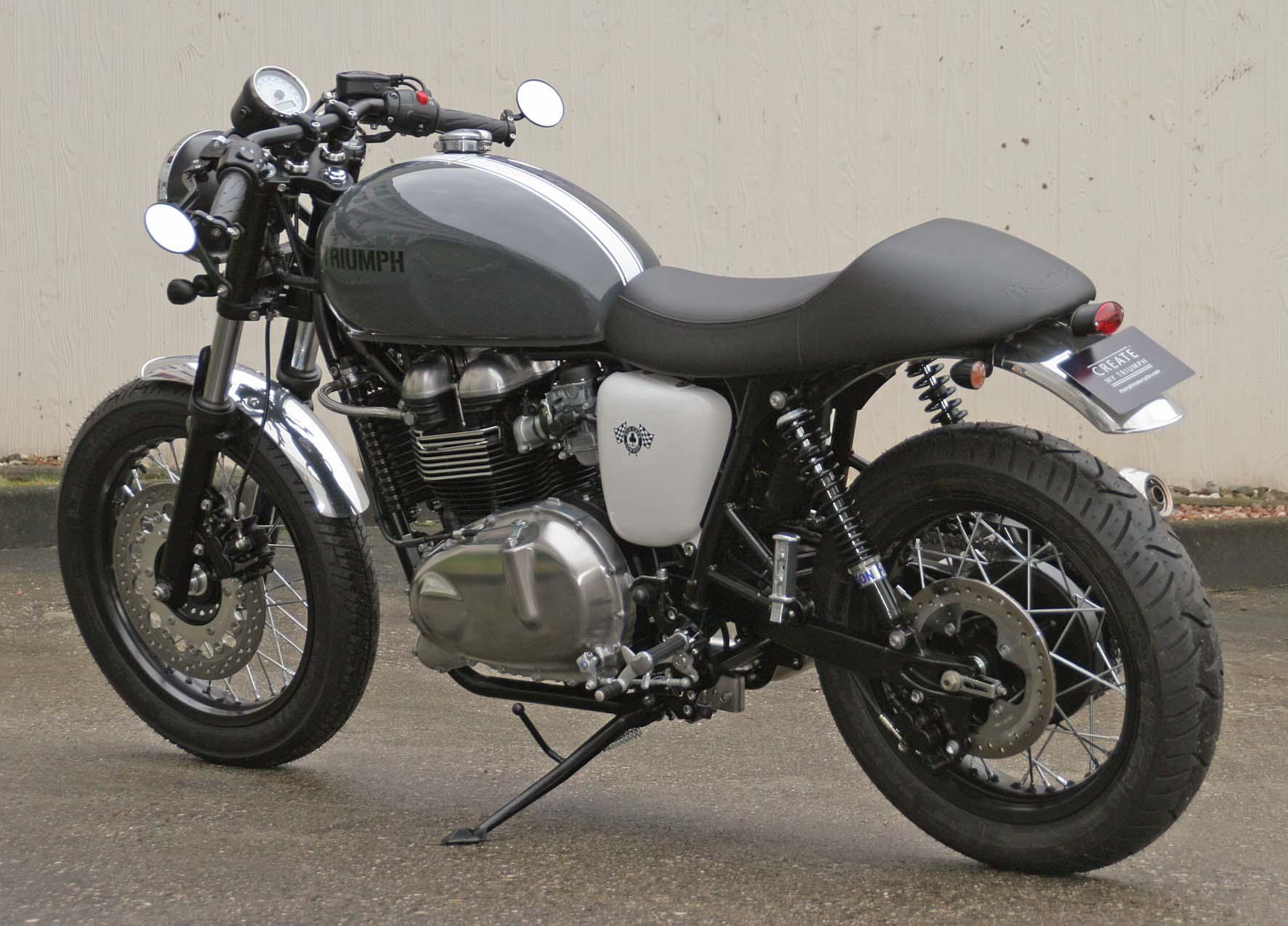 triumph thruxton ace motorrad fotos motorrad bilder. Black Bedroom Furniture Sets. Home Design Ideas