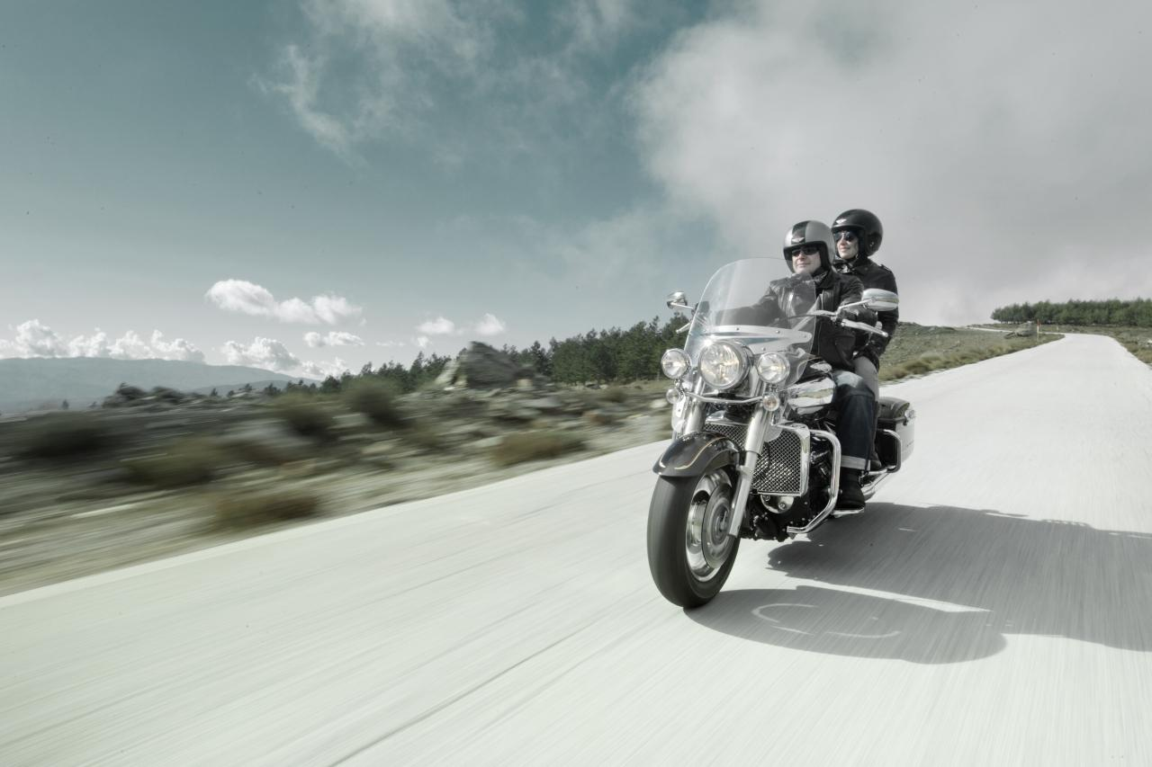 triumph rocket touring 2013