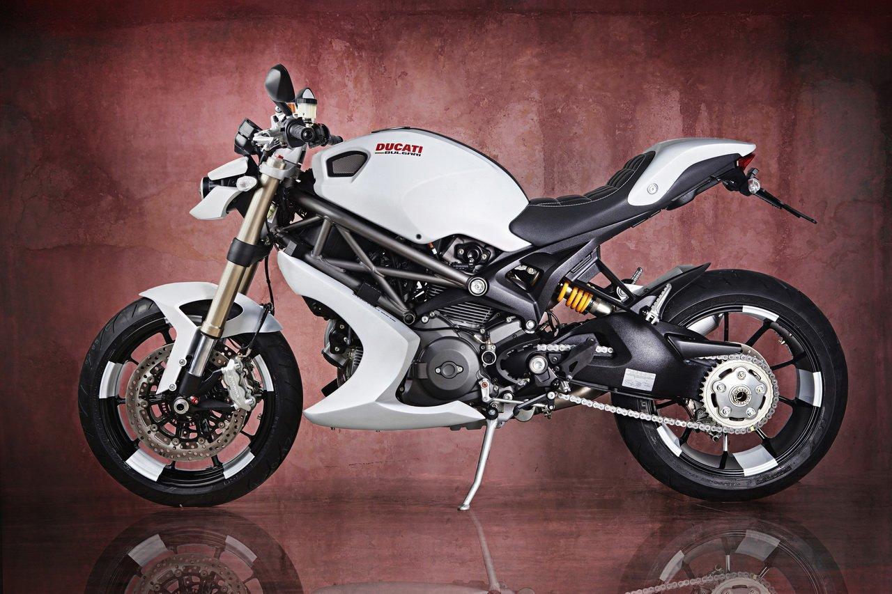 Motorrad-Monster