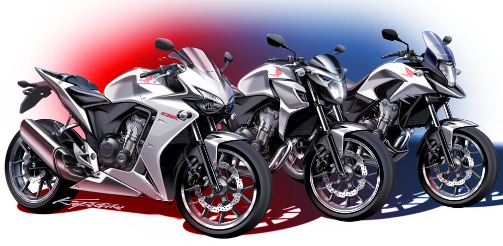 White Yamaha R Fairings