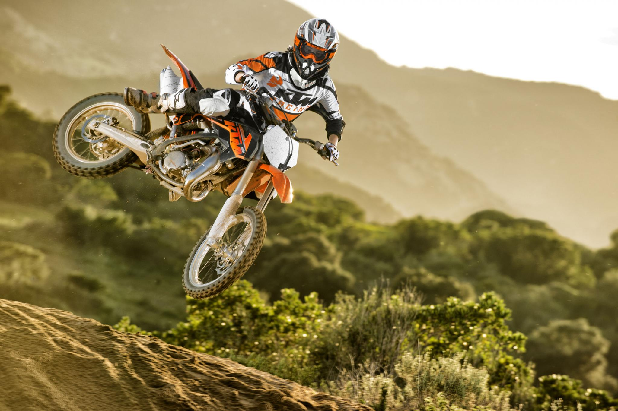 ktm sx sportminicycles 2014 action fotos On action bilder