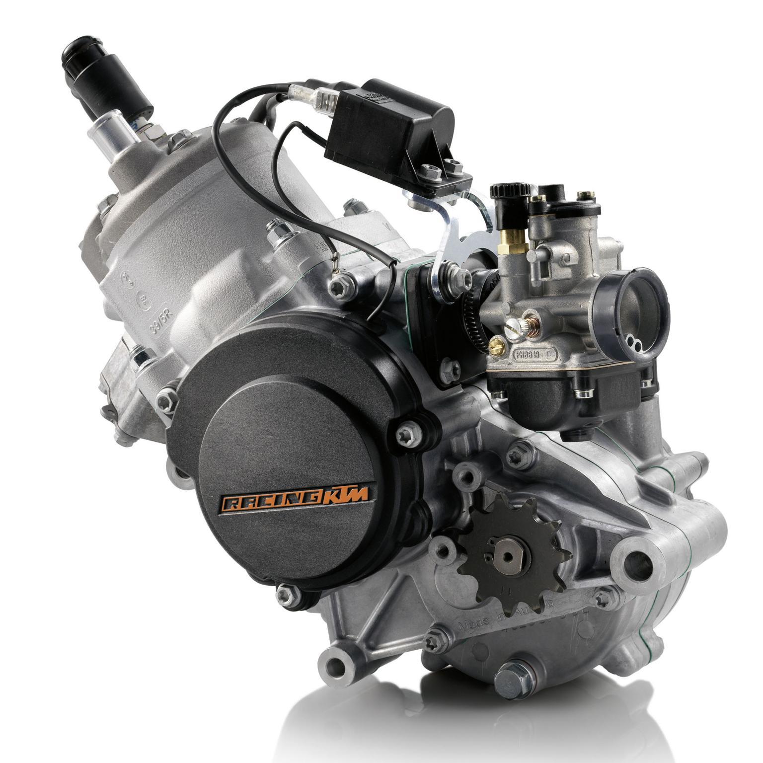 Yamaha Racing Engines