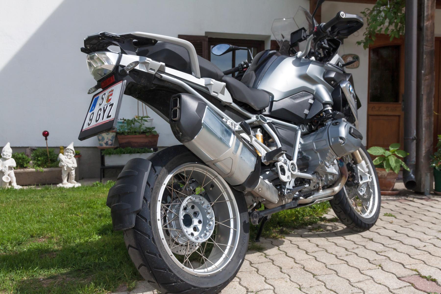 bmw r 1200 gs tuning projekt teil 2 motorrad fotos amp motorrad bilder