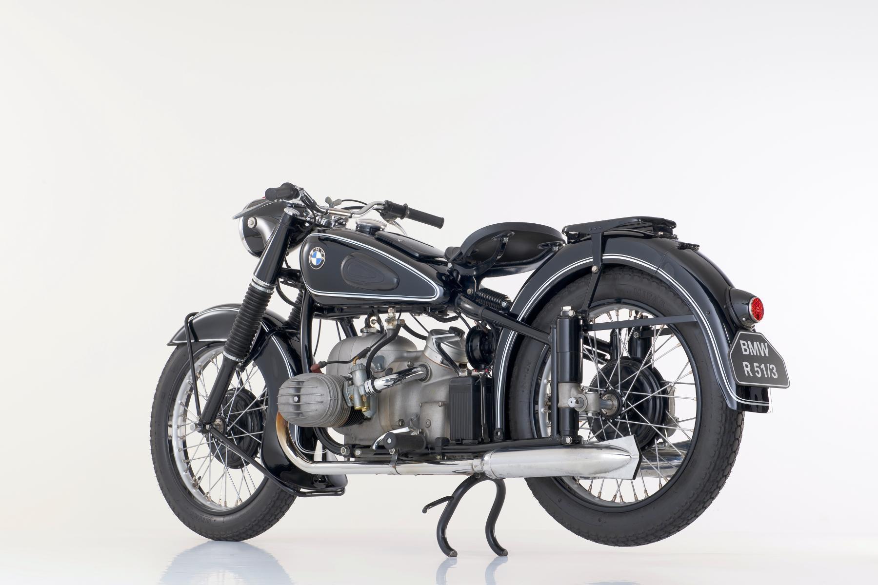oldtimergalerie bmw r 51 3 motorrad fotos motorrad bilder. Black Bedroom Furniture Sets. Home Design Ideas