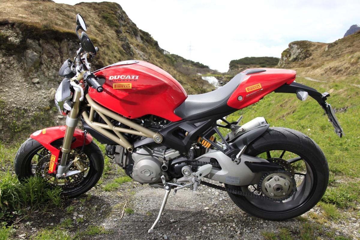 Ducati Diesel Monster Evo