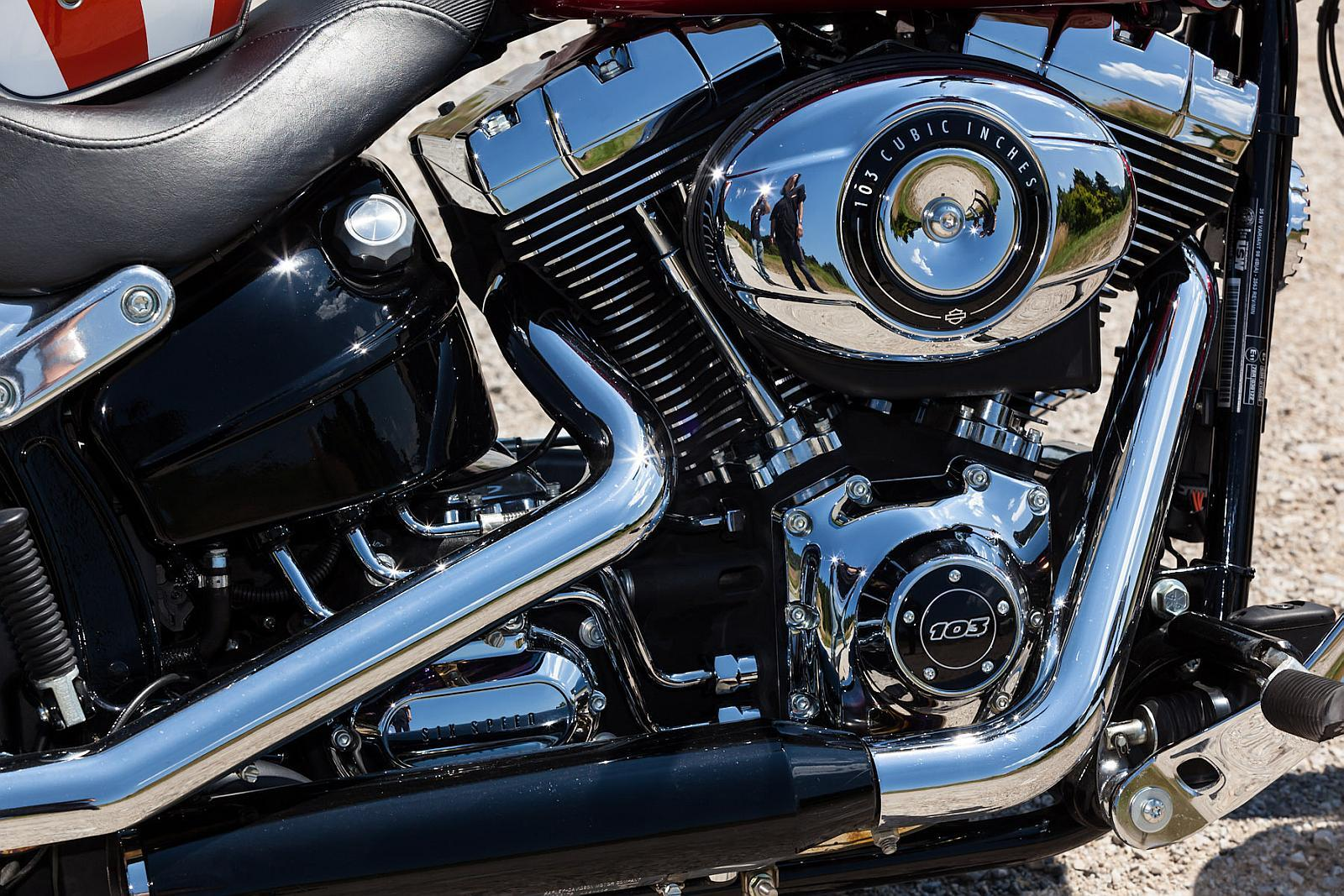 Harley Breakout Test - Testbericht