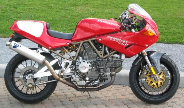 Ducati Ss Cafe Racer Project