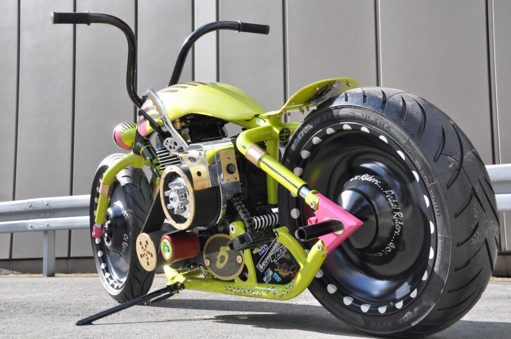 Motorrad Bild Suzuki LS 650 Savage