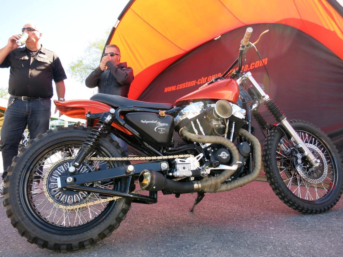 Harley Davidson Quad