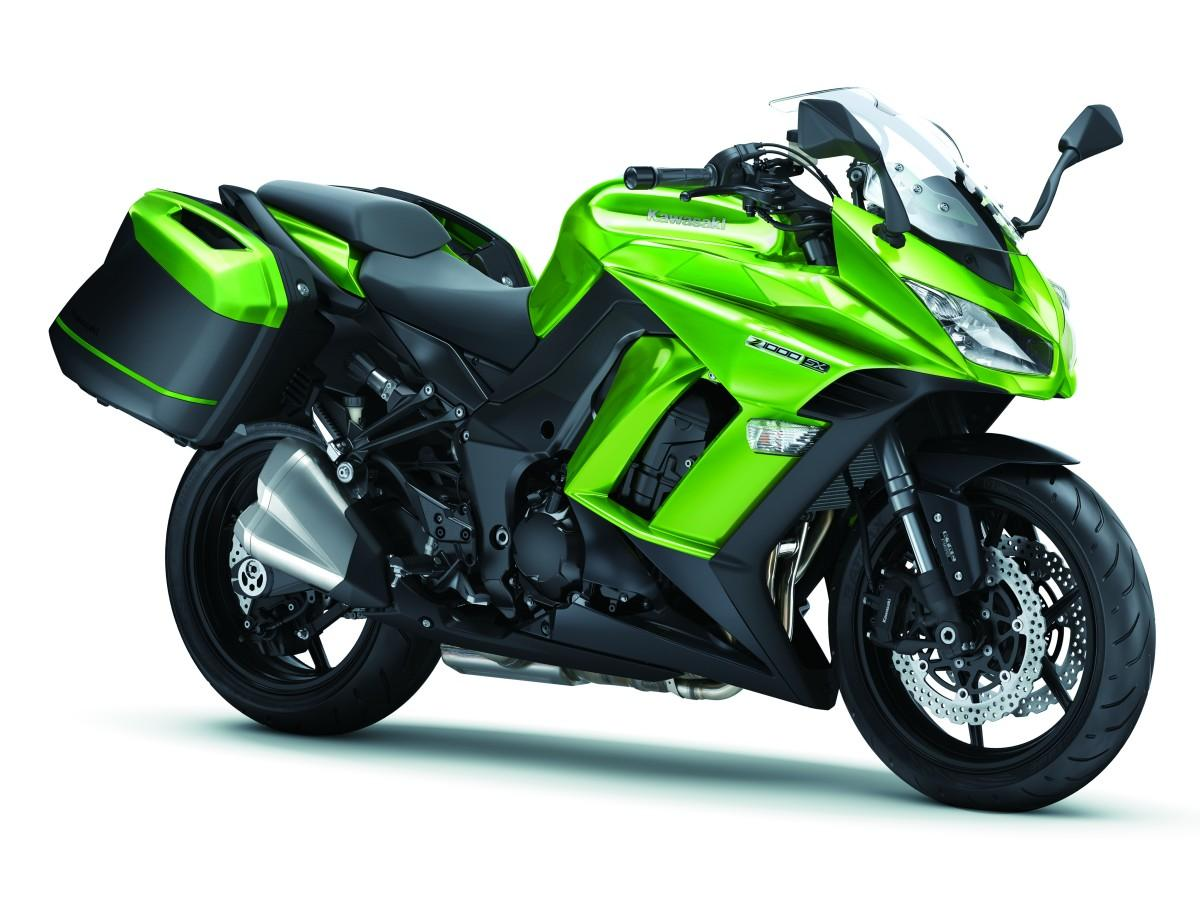 Kawasaki Z 1000sx Bilder Und Technische Daten