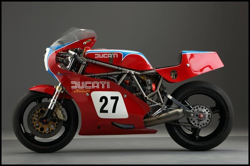 Bob Brown Ducati Pantah