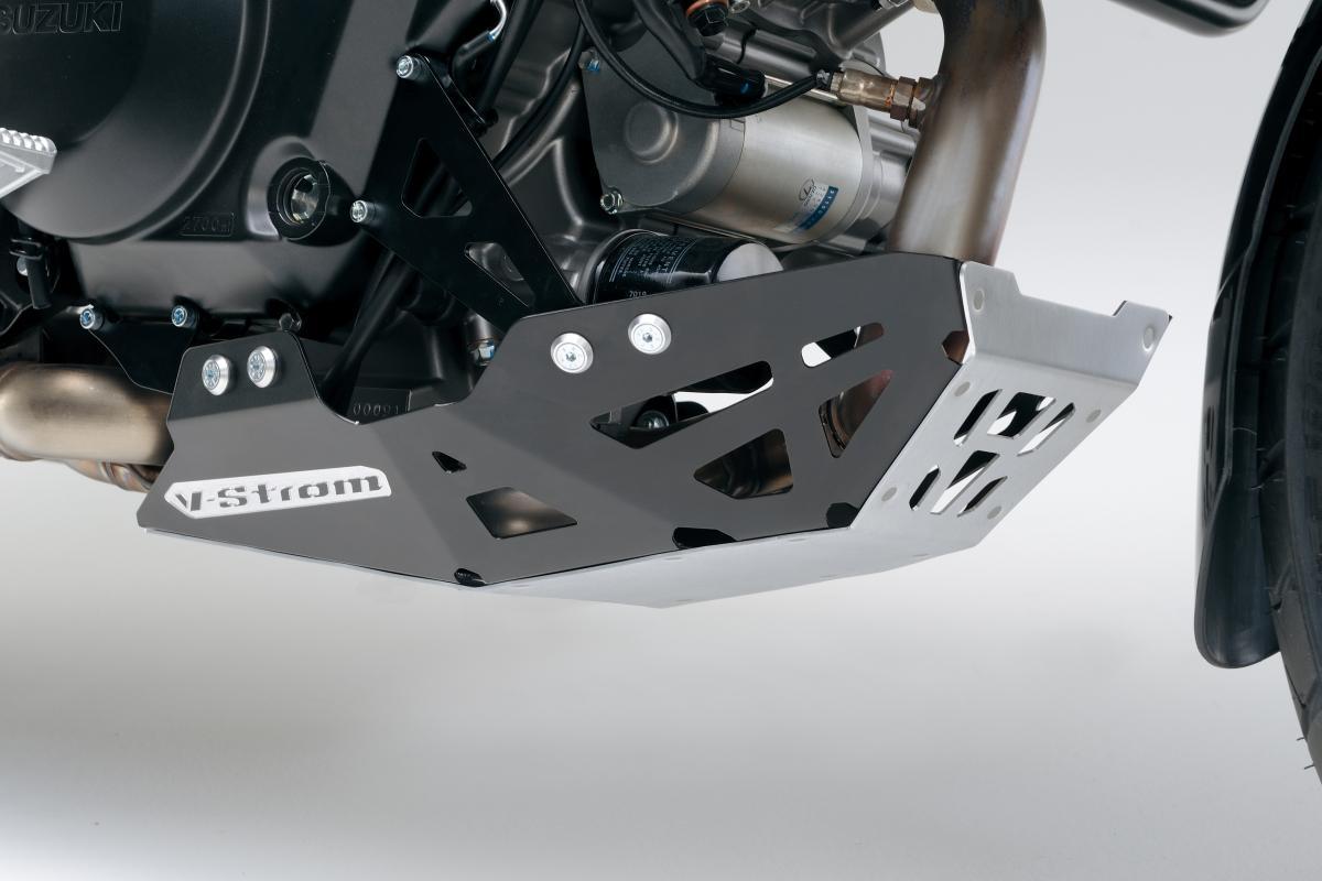 Suzuki V-Strom 1000 - Zubehör 2014 Foto