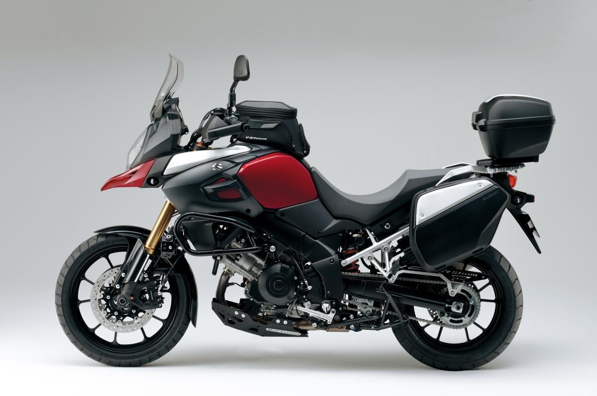 Suzuki V Strom Abs Adventure Review
