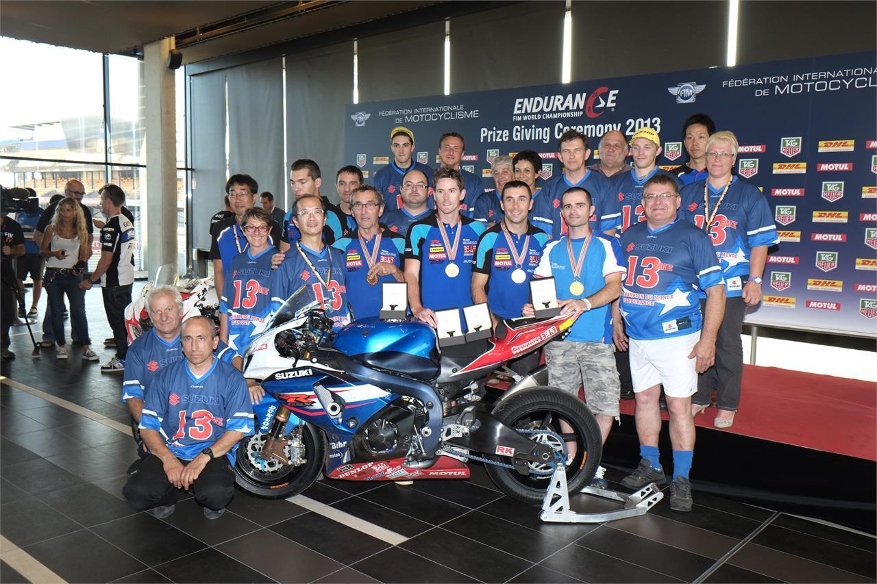 Suzuki Le Mans 2014