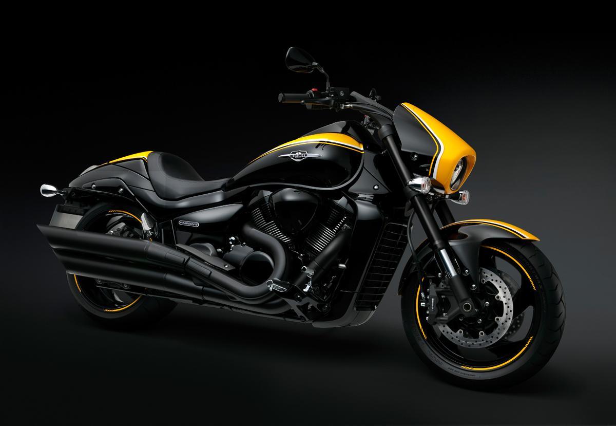 Suzuki motorrad intruder 1800 – motorrad bild idee.