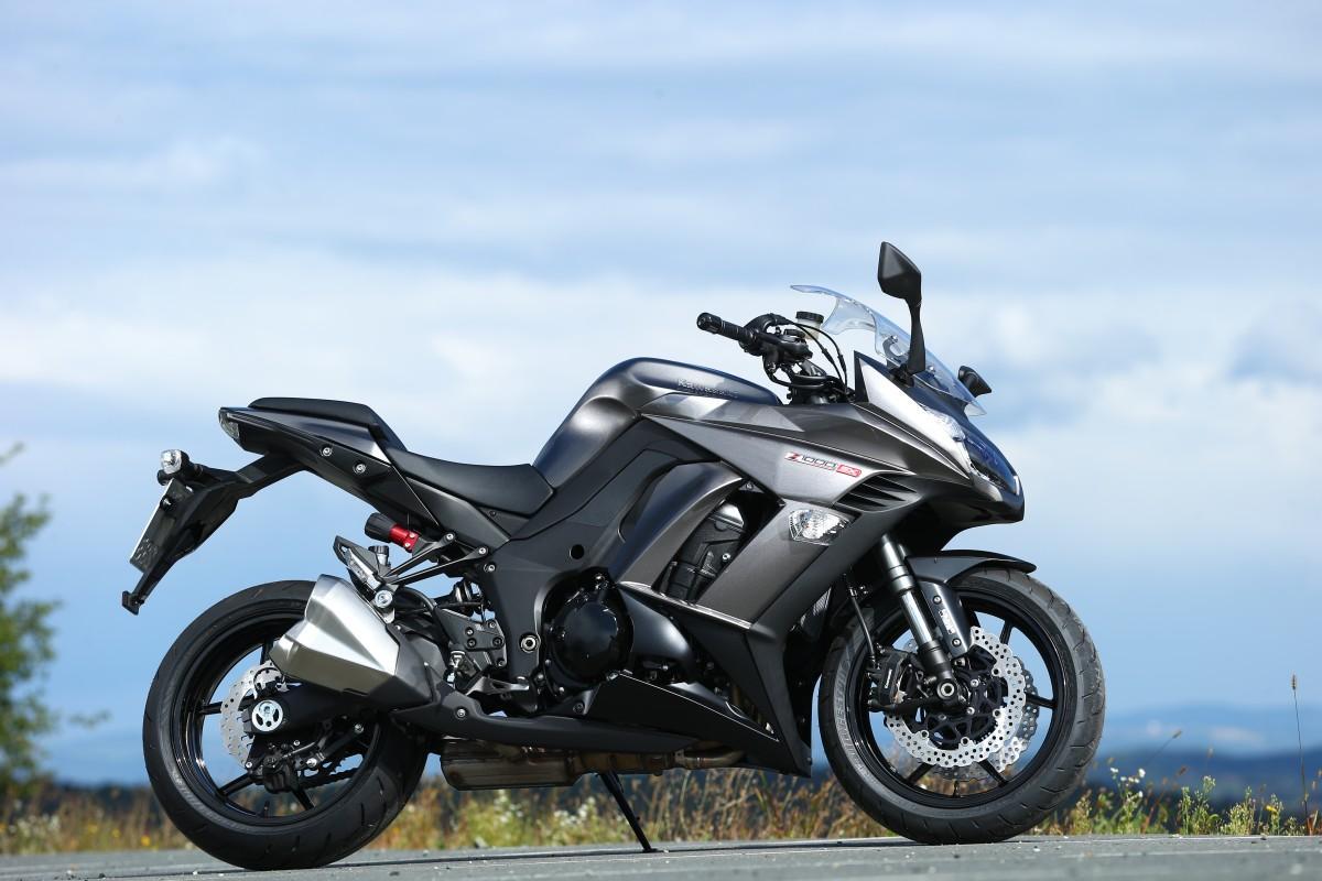Kawasaki Z1000 SX 2014 Details