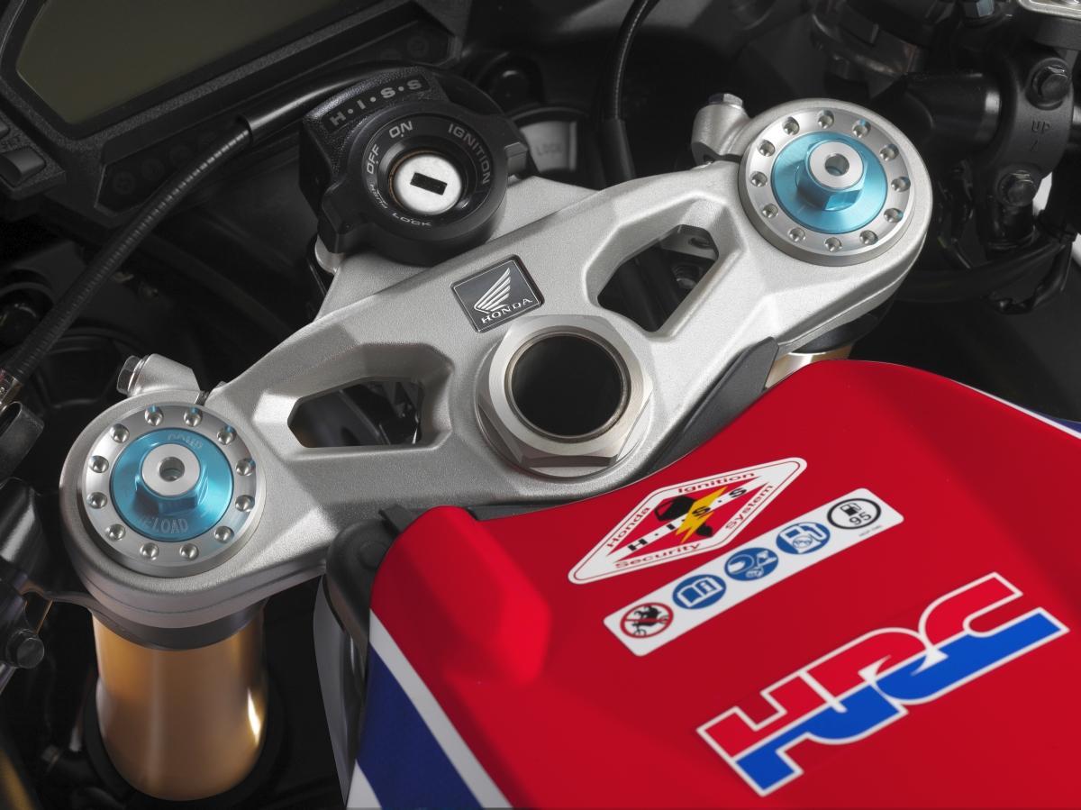 Honda CBR1000RR SP 2014