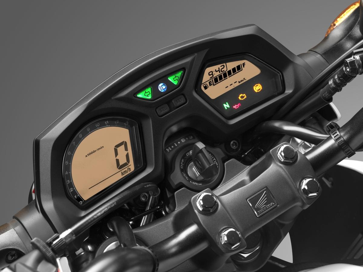 Honda CB650F neu 2014