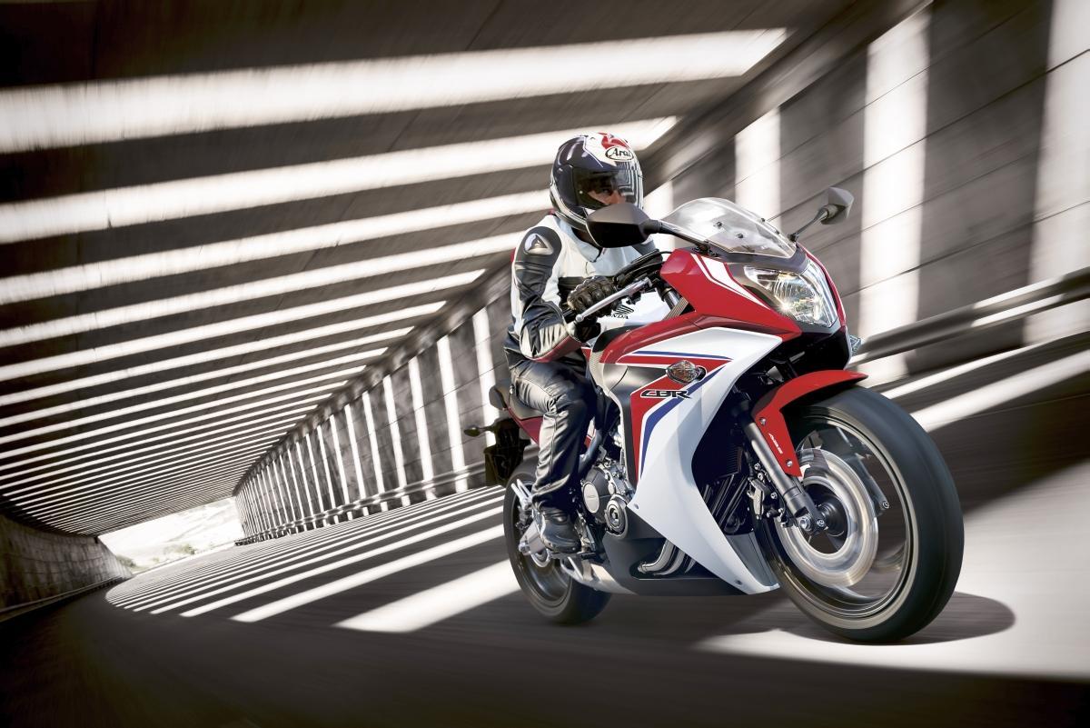 Honda CBR650F 2014