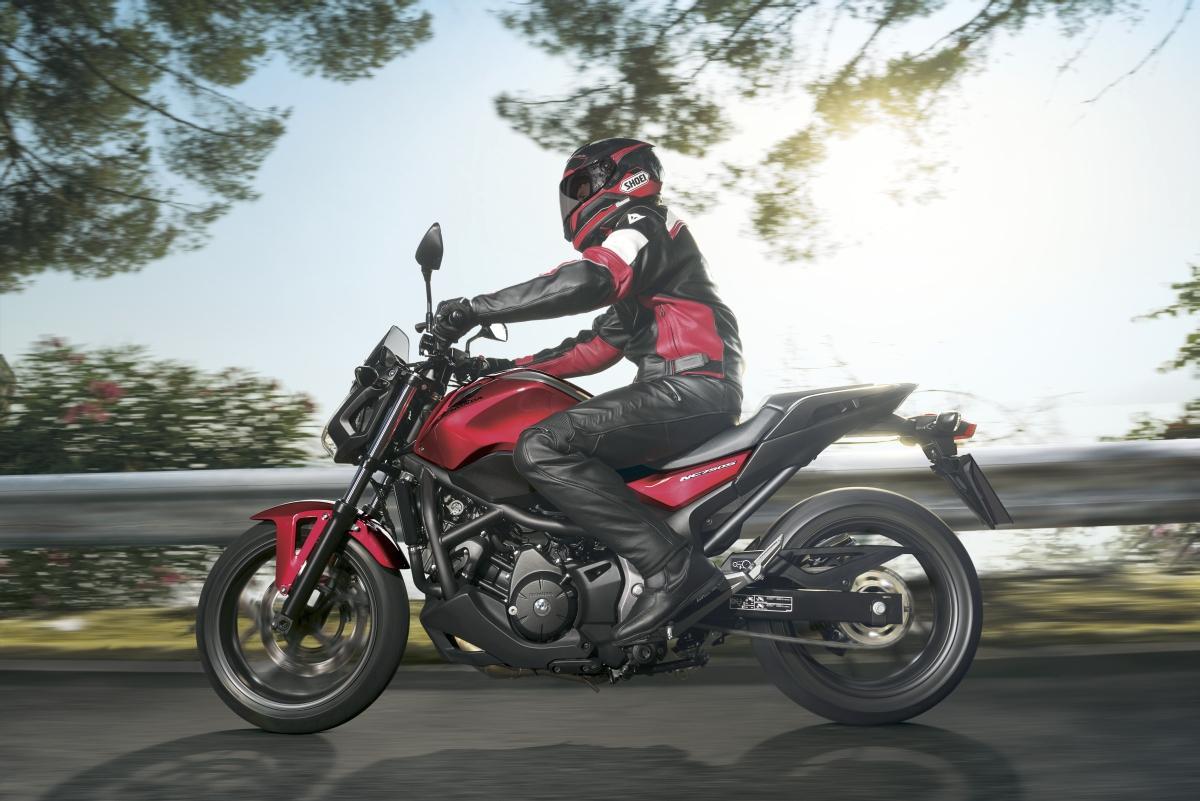 Honda NC750S neu 2014