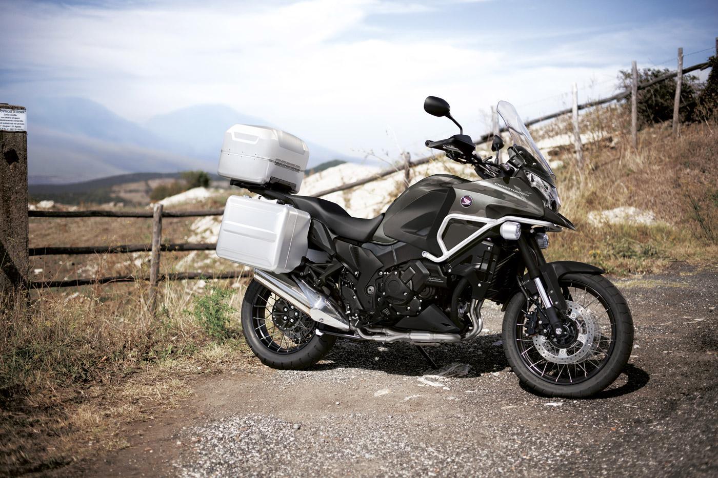 Honda VFR1200X Crosstourer 2014 Motorrad Fotos & Motorrad Bilder