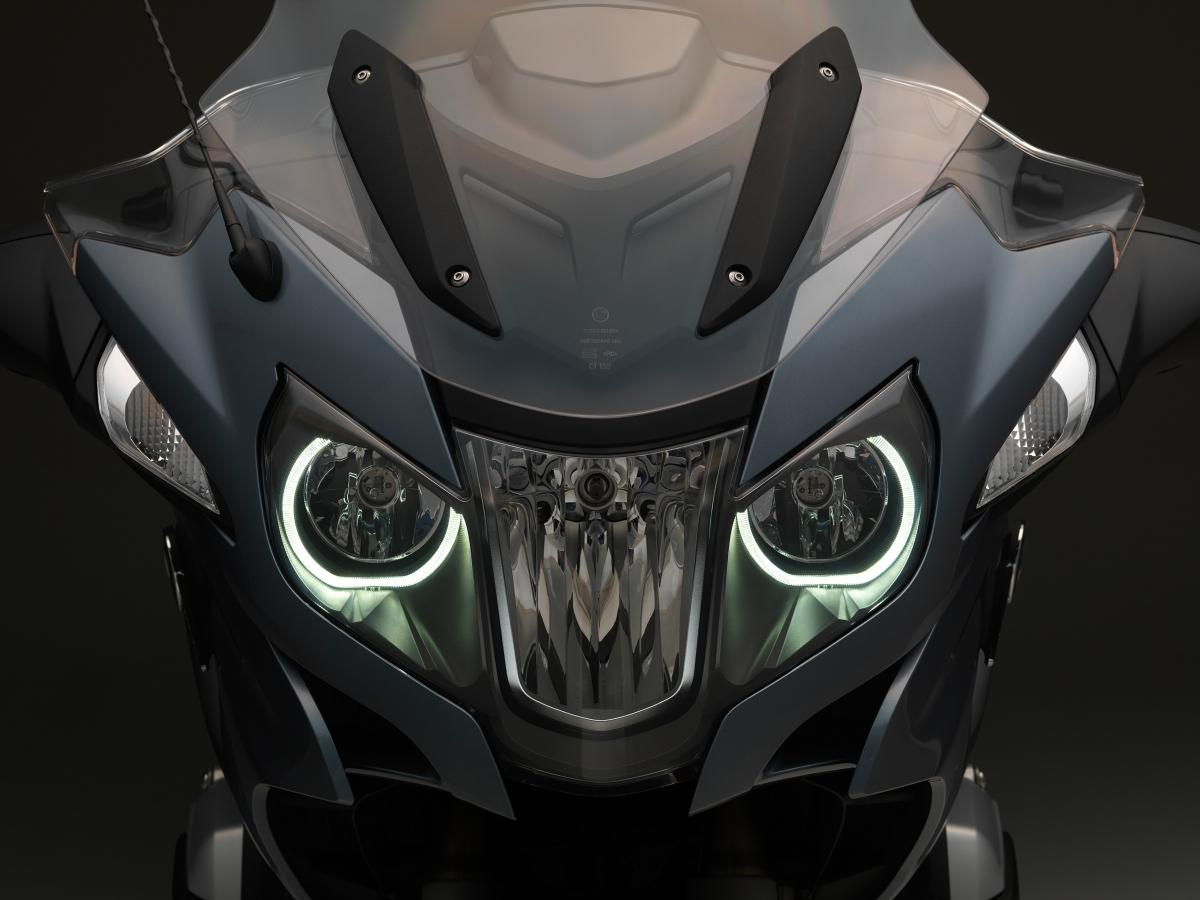 BMW R 1200 RT 2014 Front