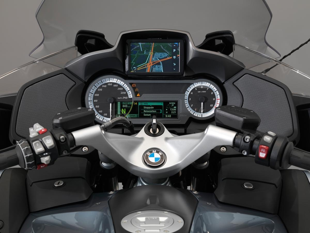 BMW R 1200 RT 2014 Cockpit