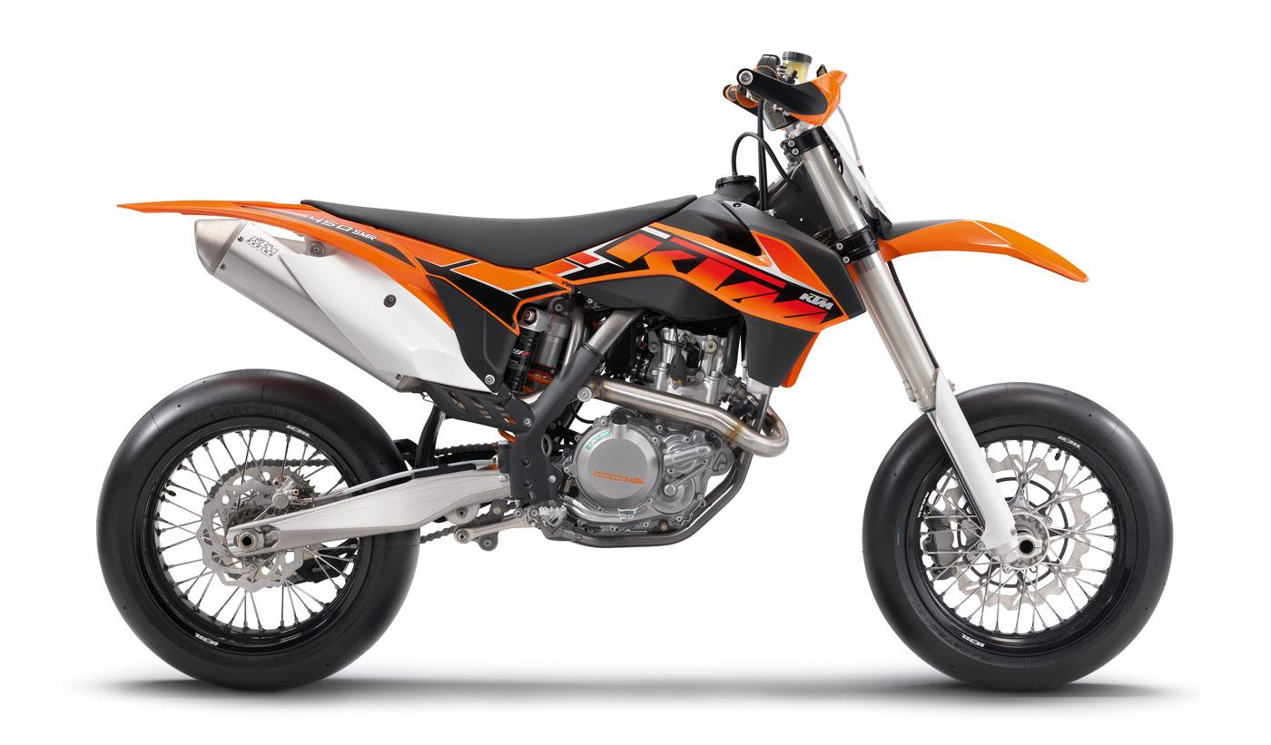 Ktm Freeride E Sm >> KTM 690 SMC R Bilder und technische Daten