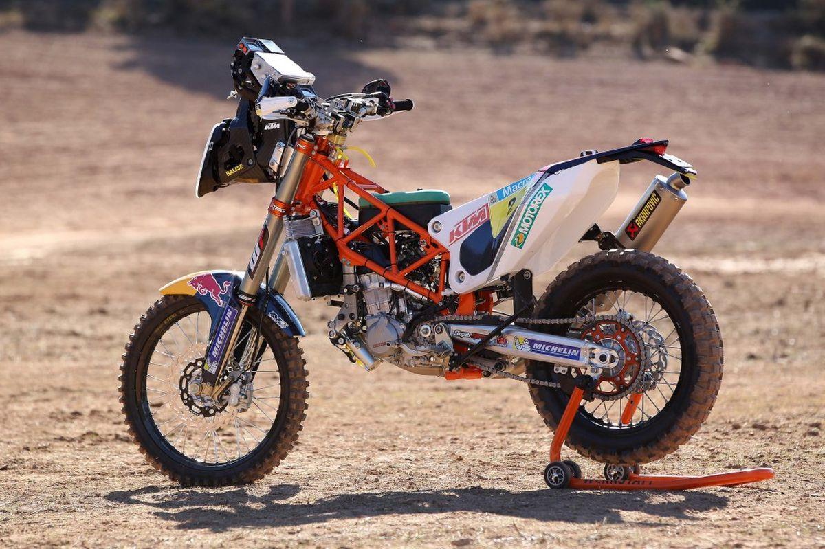 Ktm  Exc F Adventure Bike