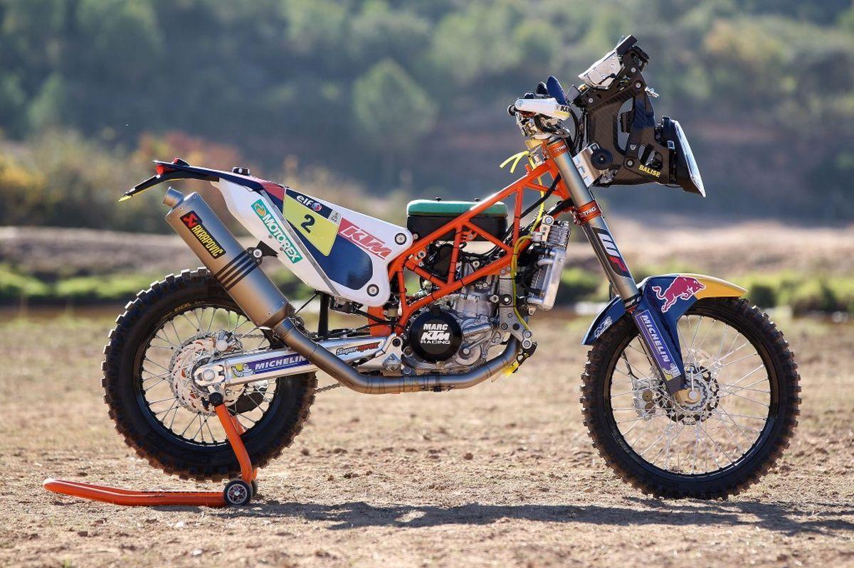 Ducati Supermono Replica
