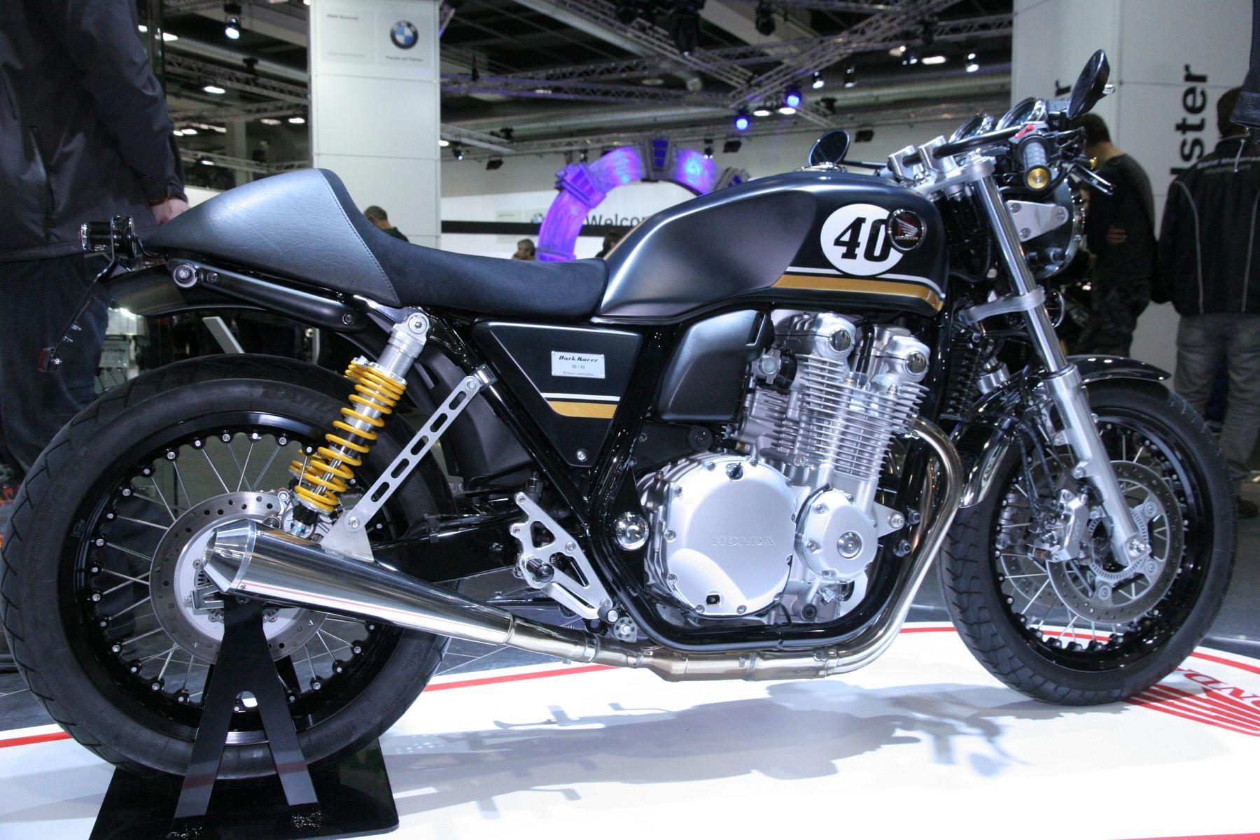 Umbauten, Girls, Eindrücke Motorrad