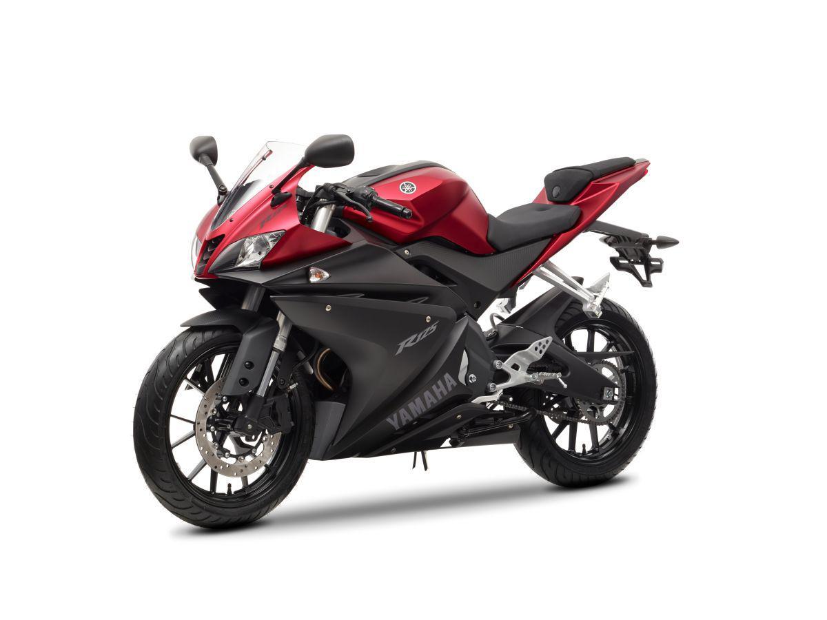 Yamaha YZF-R125 Motorrad Fotos & Motorrad Bilder