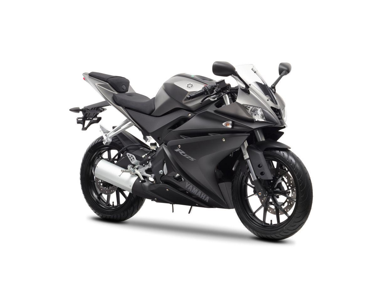 yamaha yzf r125 modellnews. Black Bedroom Furniture Sets. Home Design Ideas