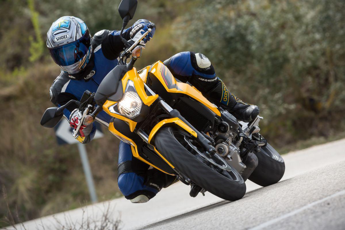 Honda CB650F 2014 Action Foto