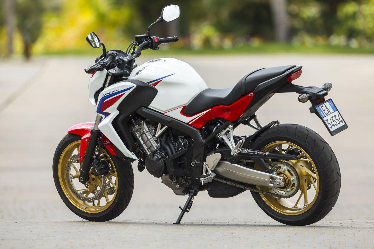 Honda CB650F 2014 Details