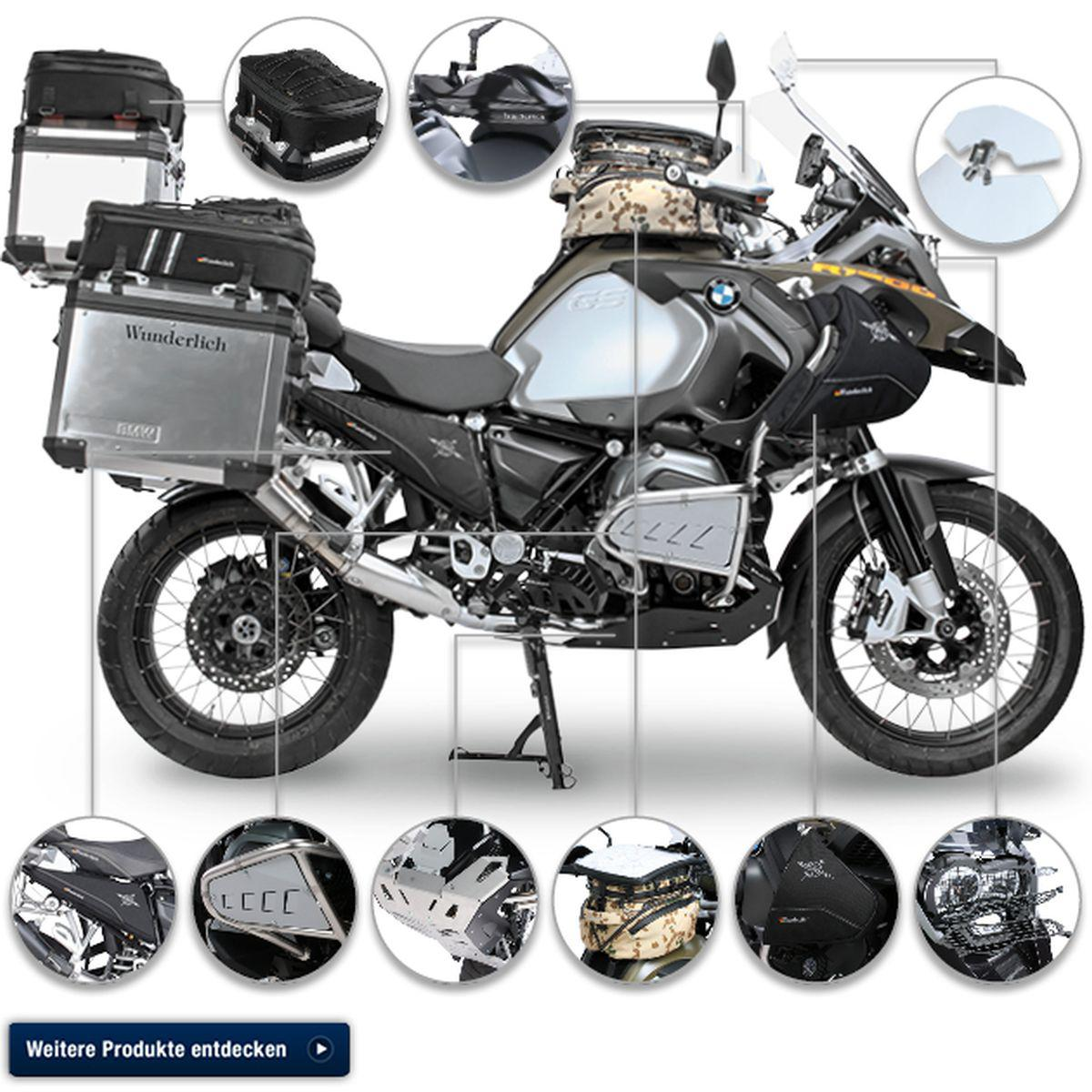 wunderlich 1200gs adv motorrad news. Black Bedroom Furniture Sets. Home Design Ideas