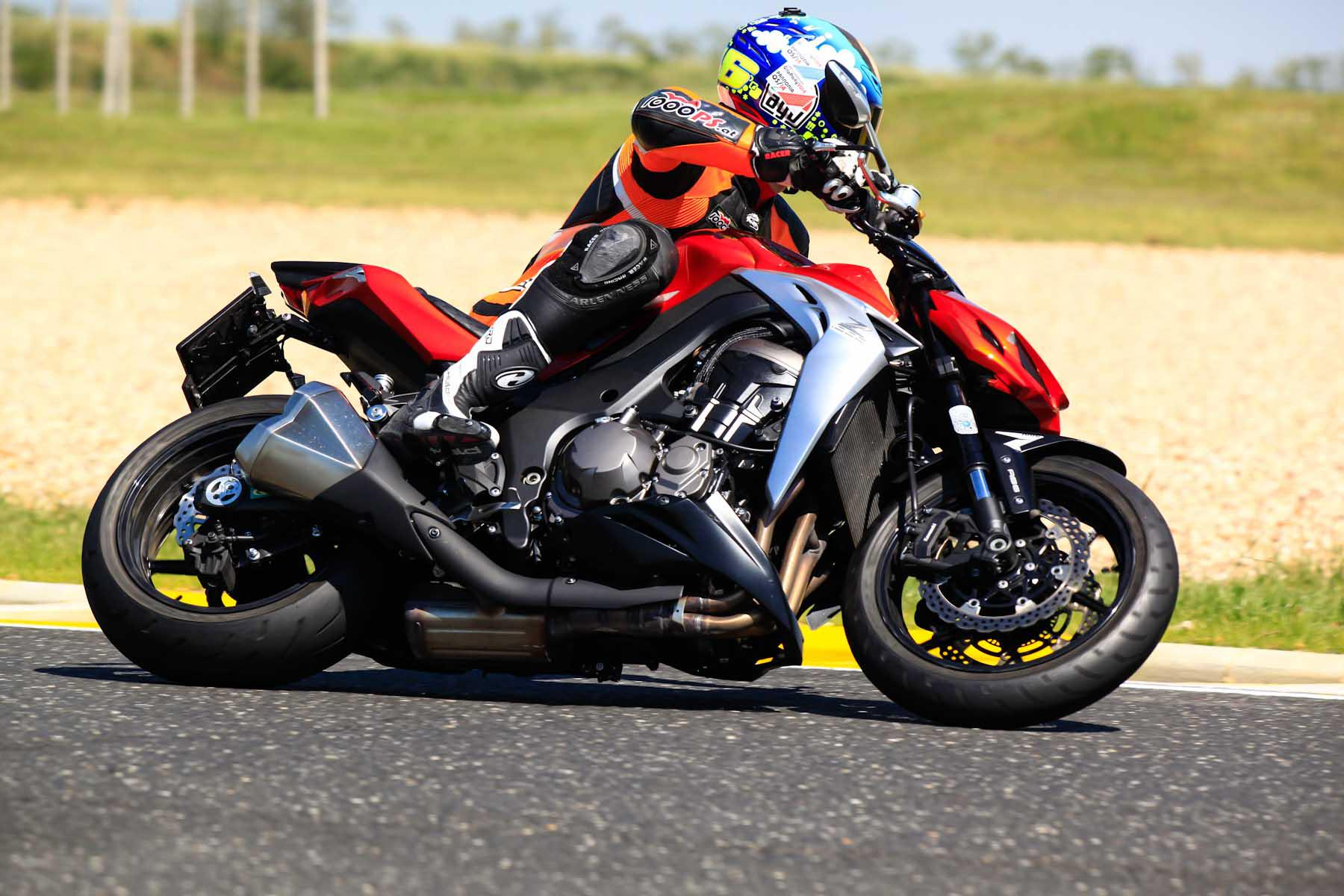 Kawasaki Z1000 NastyNils Pannoniaring