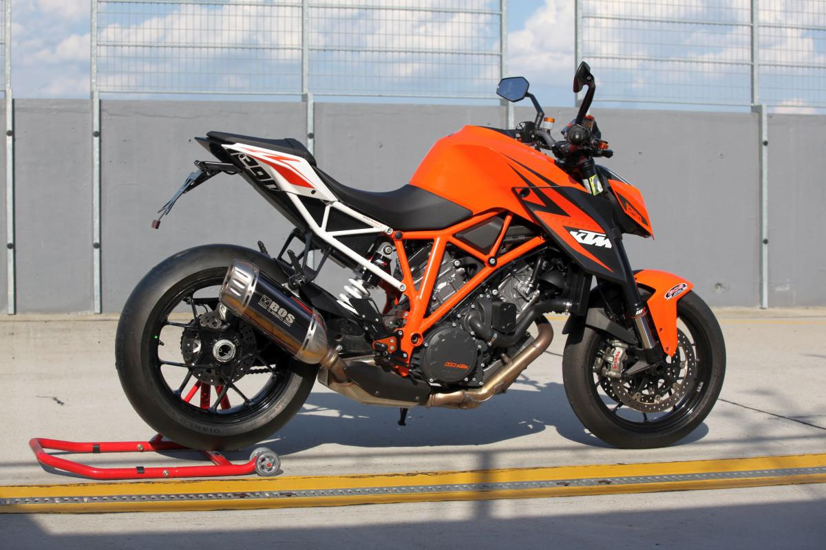 superduke r tuningteile mg biketec bos auspuff. Black Bedroom Furniture Sets. Home Design Ideas