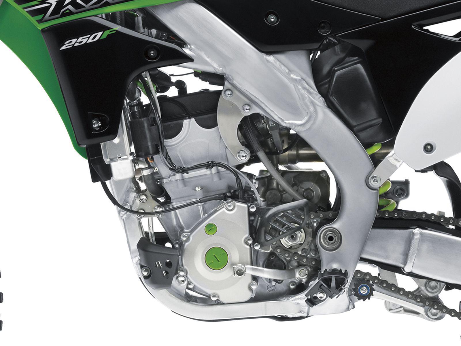 Kawasaki Kx250f 2015 2014 Wiring Diagram