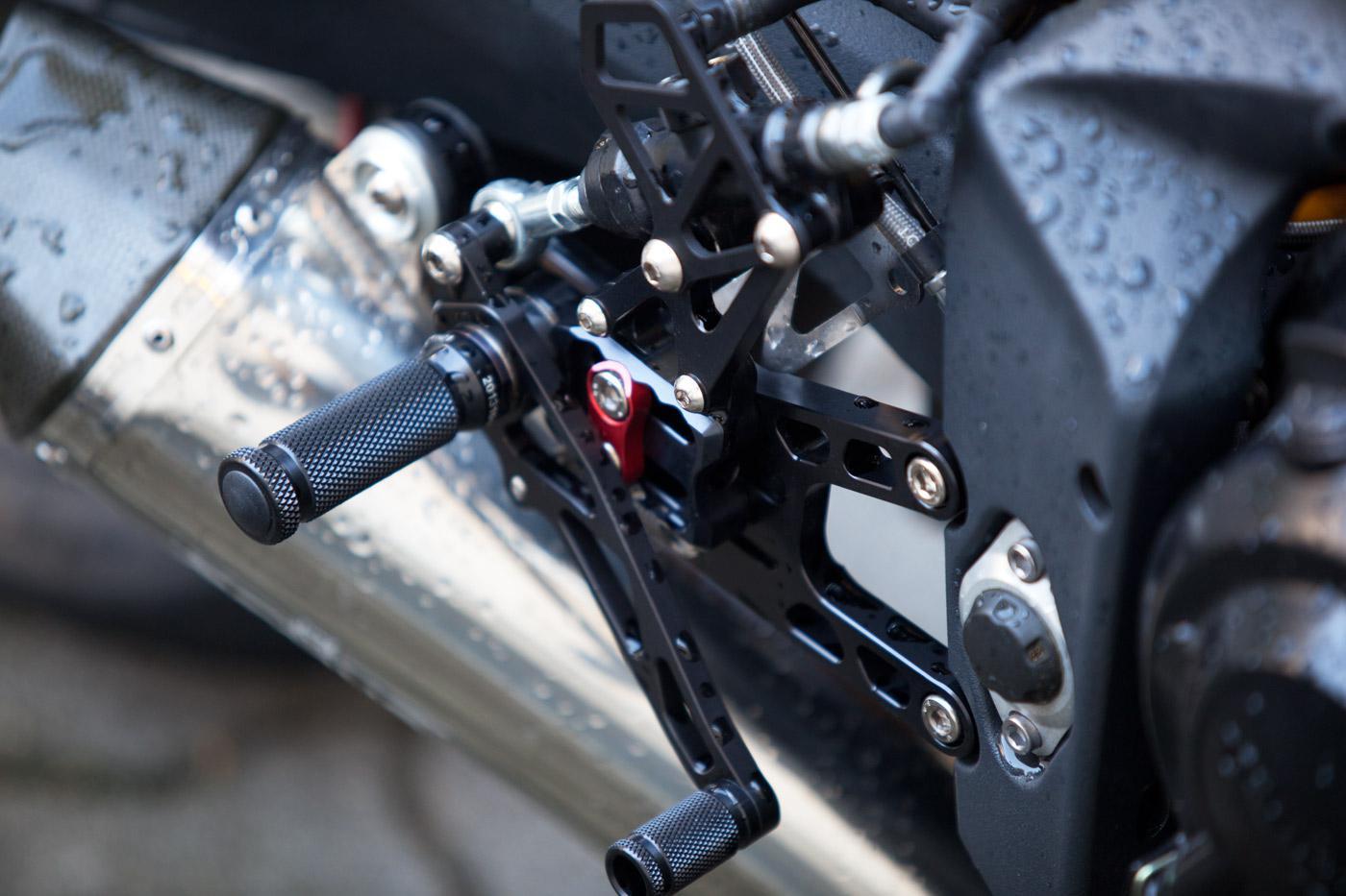 LSL Motorradteile Triumph Daytona