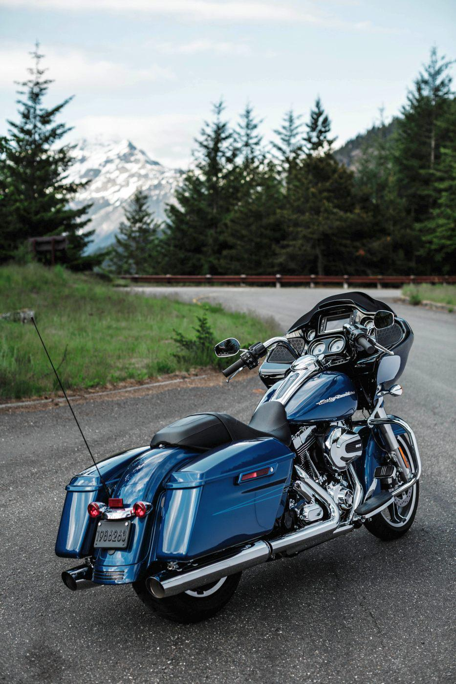 Harley Road Glide 2015 Modellnews