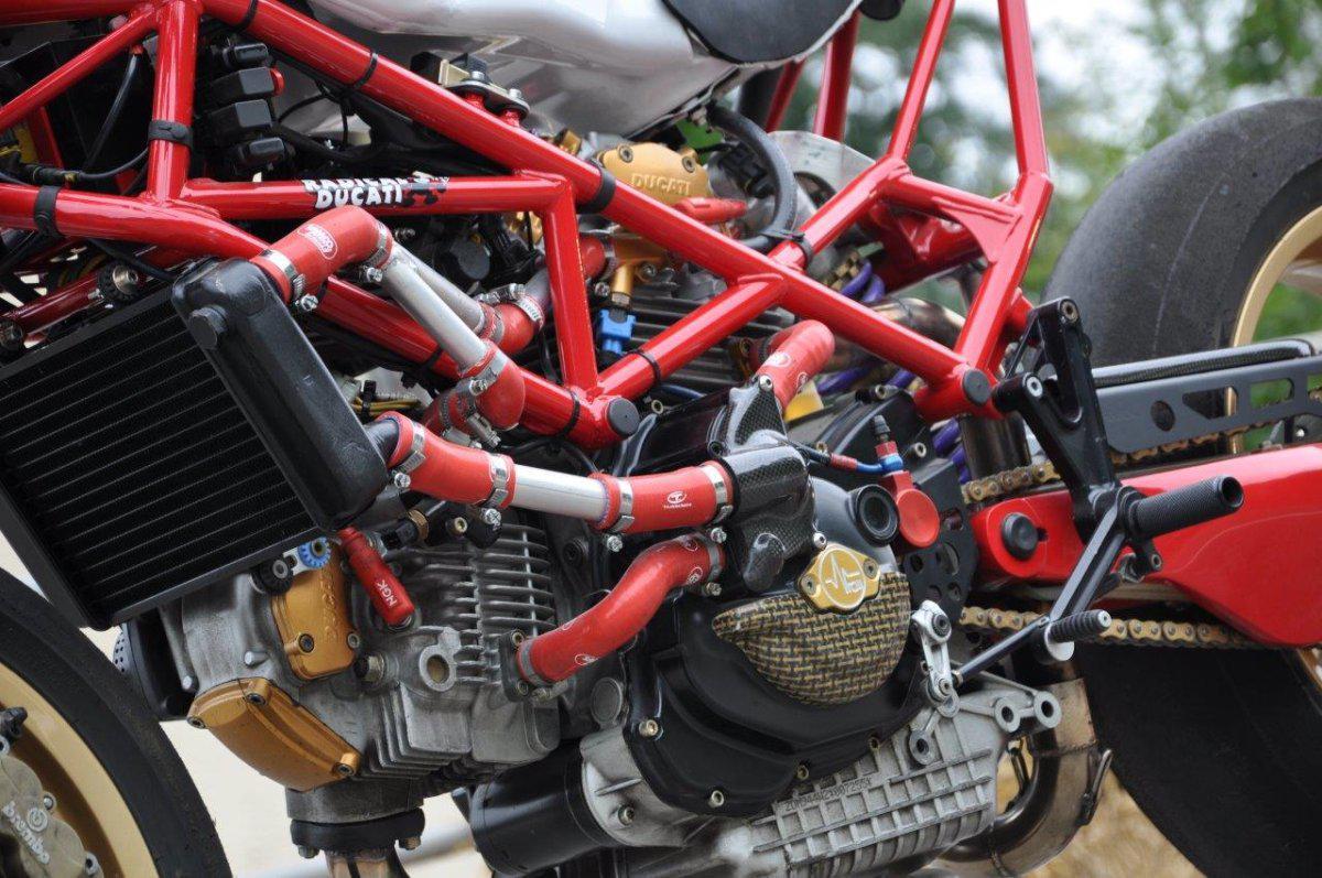 Ducati St Race Cafe