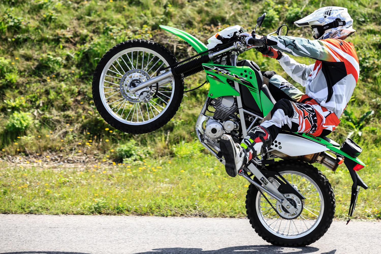 Kawasaki Klx  Or
