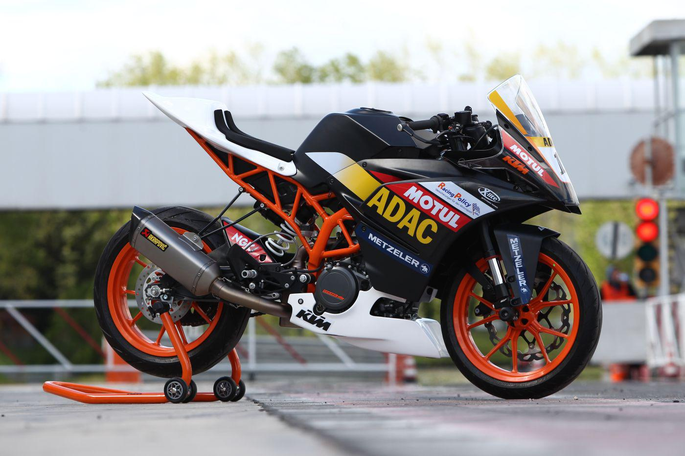 ktm rc390 test details und technik motorrad fotos motorrad bilder. Black Bedroom Furniture Sets. Home Design Ideas