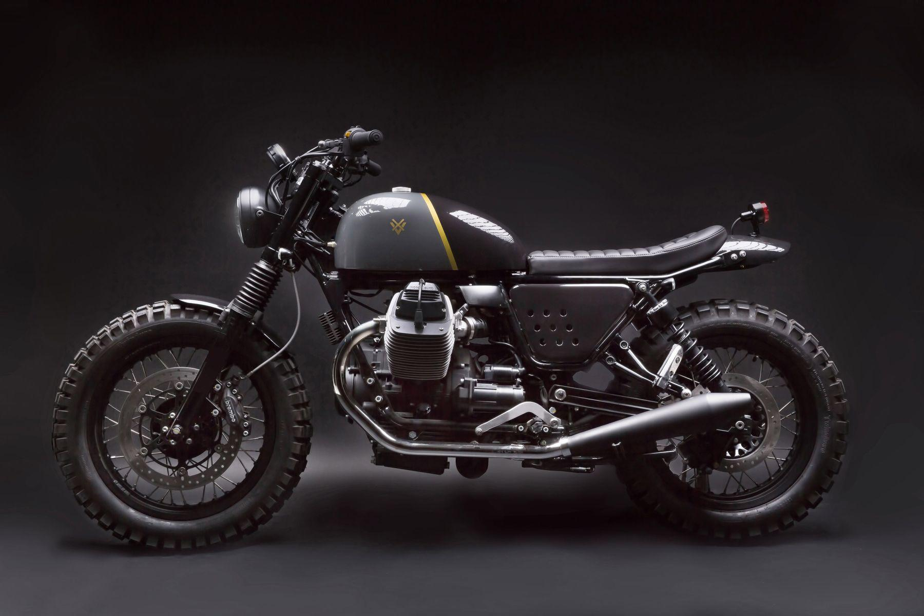 Moto Guzzi Nevada Cafe Racer Kit